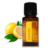 Prueba el aceite de limon