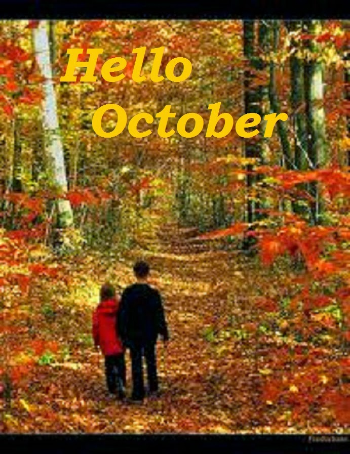 It S Here Hello October Surprise Me
