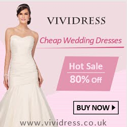 Affordable wedding dresses uk Vividress