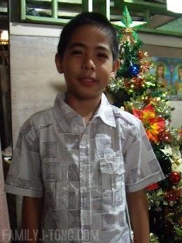 Rain Itong, Christmas 2012