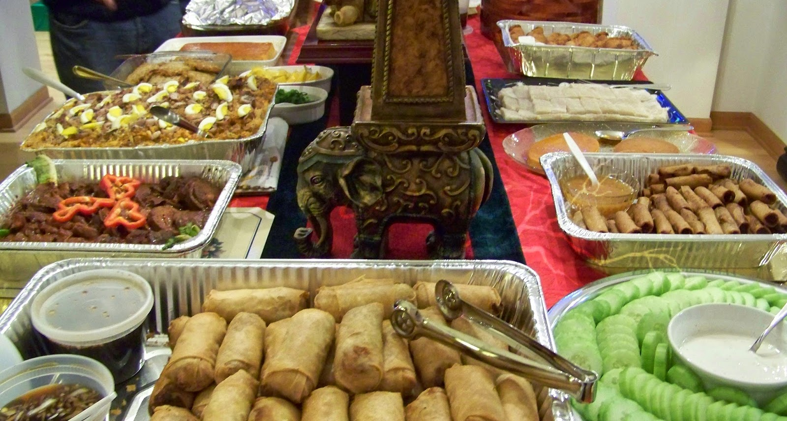 Culture On A Plate Hosting Parties Abroad Filipino Style
