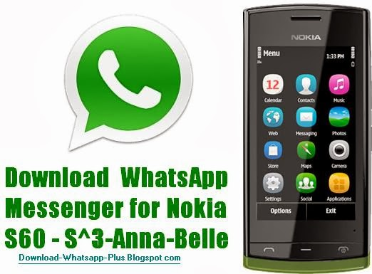 Download WhatsApp for Nokia