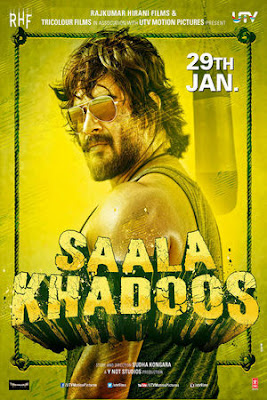 'Saala Khadoos' Movie Full Review, Wiki Plot, Songs,Star-Cast, Trailor, Pics ,Released on 29 Jan