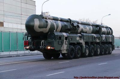 Ejército ruso podría poner a prueba nuevos misiles balíst