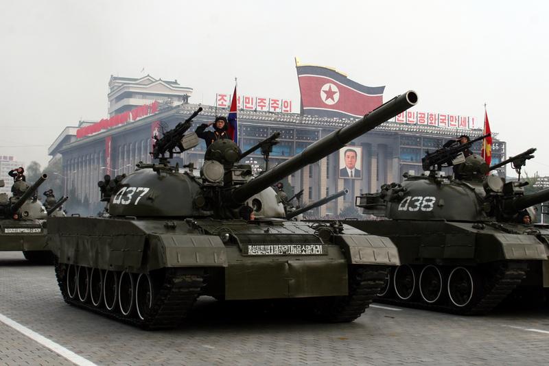 Fuerzas Armadas de Corea del Norte 2qtw