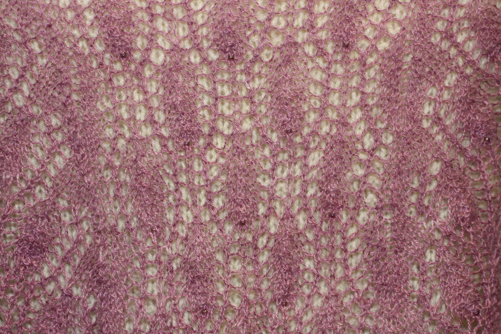 Knitting Club London : I knit london lace club