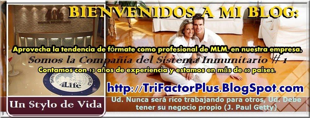 4LIFE BOLIVIA Potencia tu SISTEMA INMUNITARIO con los Factores de Transferencia (Transfer Factor)