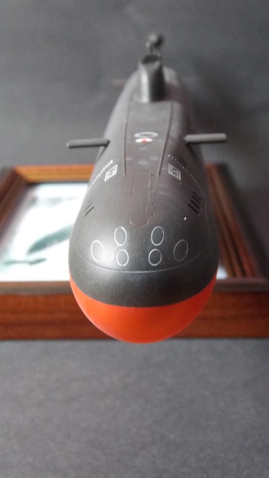 671RTMK submarine