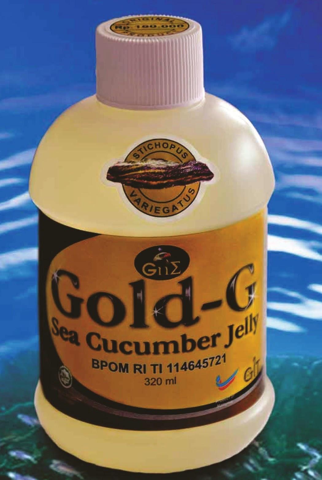 Manfaat Jelly Gamat