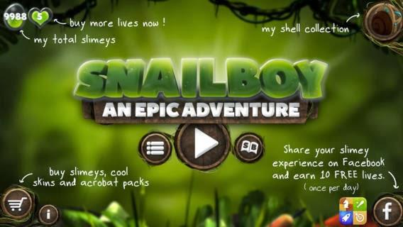 Snailboy An Epic Adventure MOD APK
