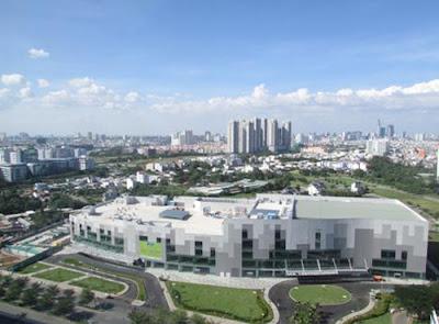 SC VivoCity và mục tiêu tiếp cận thị trường bán lẻ Việt Nam