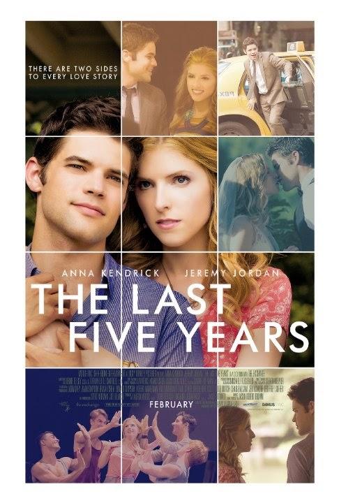 Os Últimos 5 Anos – Legendado (2014)