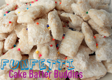 Cake Batter Buddies