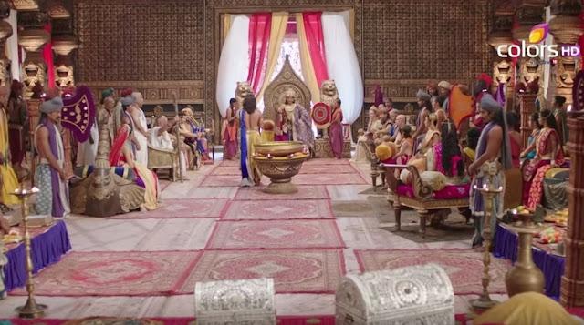 Sinopsis Ashoka Samrat Episode 83