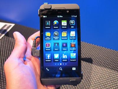 Harga Blackberry Z10 Dan Spesifikasi