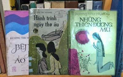 Cac tac pham van hoc cua nha van Duong Thu Huong
