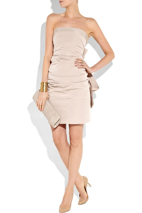 New dress with purse for ladies