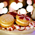 Christmas Macarons! - Sparkling Treat for your Mouth and Table