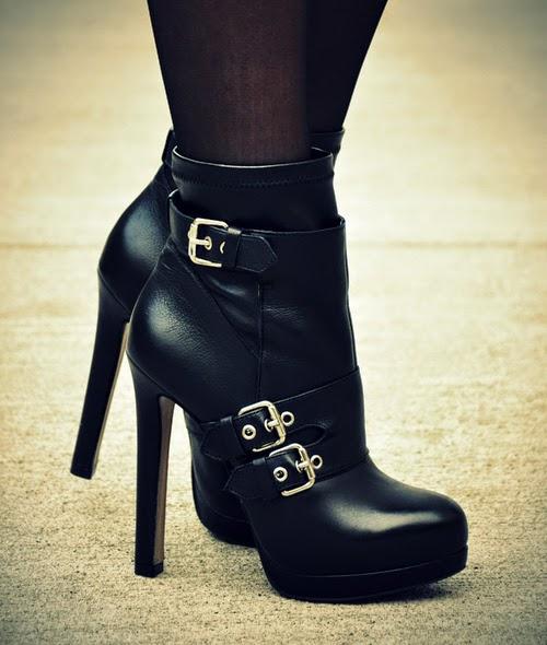 Botas y botines de moda