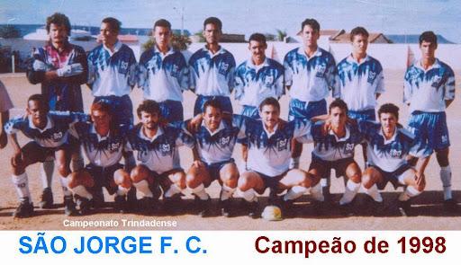 SÃO JORGE F. C.
