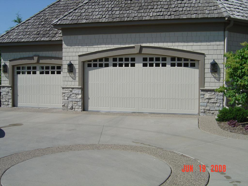 Pronto garage doors gates for 1 5 car garage door
