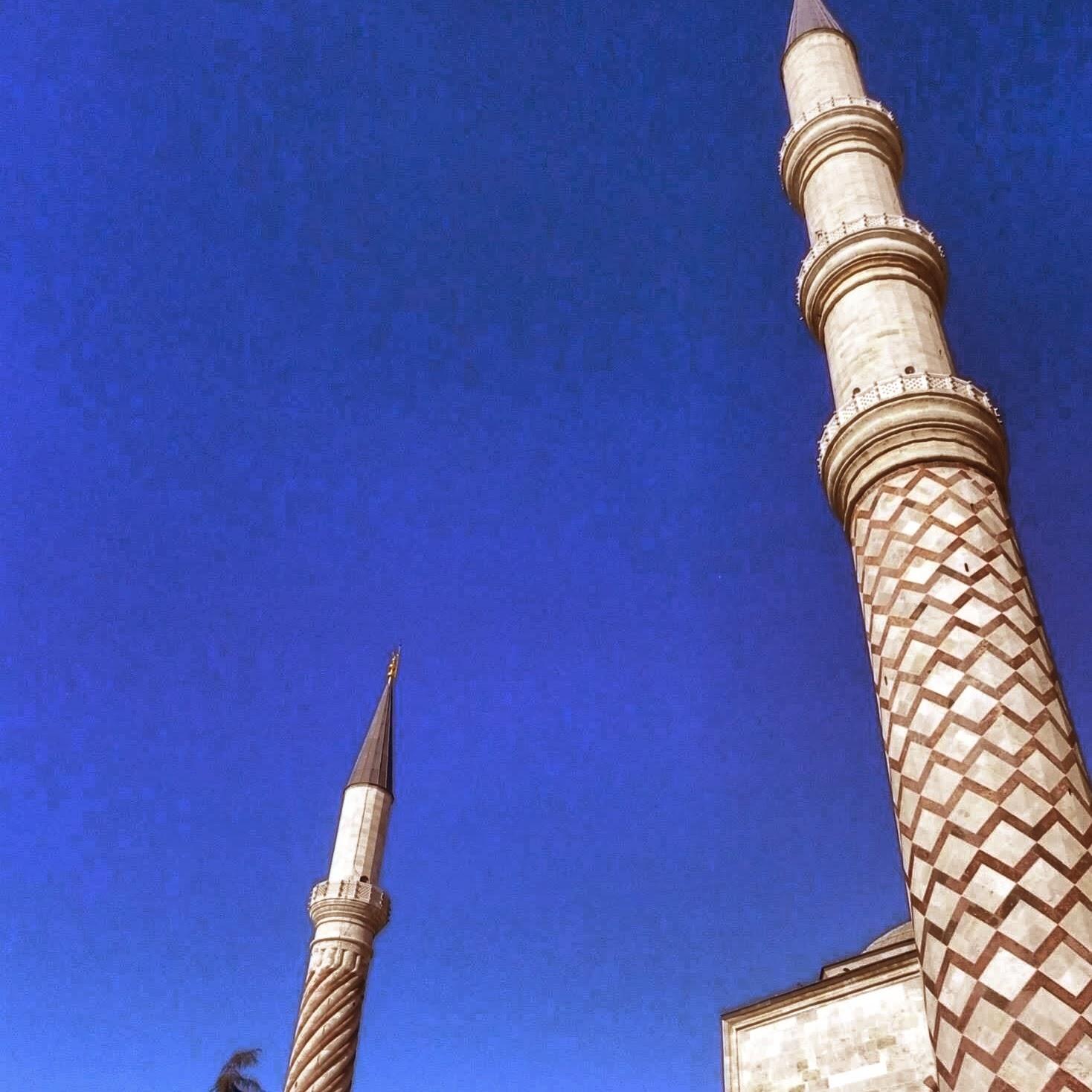 Edirne Üç Şerefeli Camii