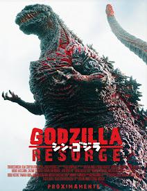 Godzilla Resurge - 2016