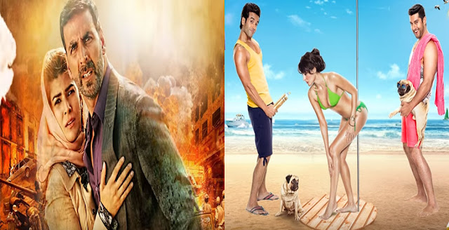 Airlift vs Kyaa Kool Hain Hum 3 Comparison