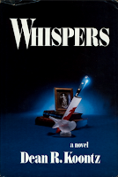 Whispers book cover