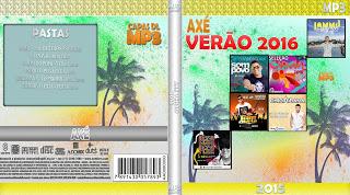 MP3 Axé Verão 2016
