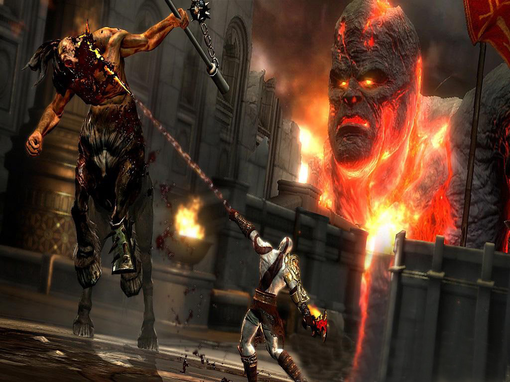 God of War HD Wallpapers | Games HD Wallpapers | GOW Desktop