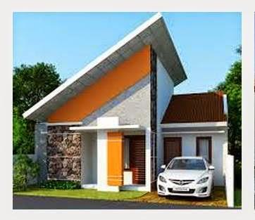Contoh Desain Rumah Minimalis Sederhana 7