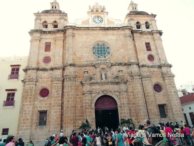 Templo de San Pedro Claver, Cartagena