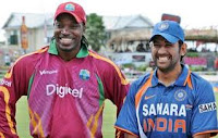 Live Tri Nation Series Second ODI Match 2013 Cricket Score HD Video Streaming Online Free India vs West Indies.