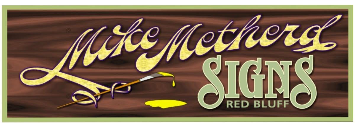 Mike Metherd Signs
