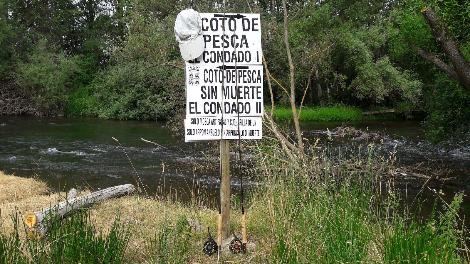 COTO DE PESCA EL CONDADO II