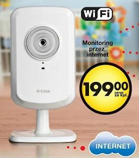 Kamera D-Link DCS-930L z Biedronki
