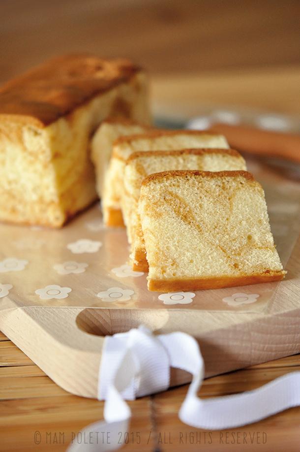 MINI CAKE_Caramel Marble
