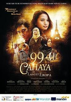 Film 99 Cahaya Di Langit Eropa Desember 2013