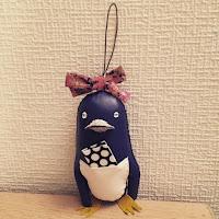 ペンギンのペン山さん