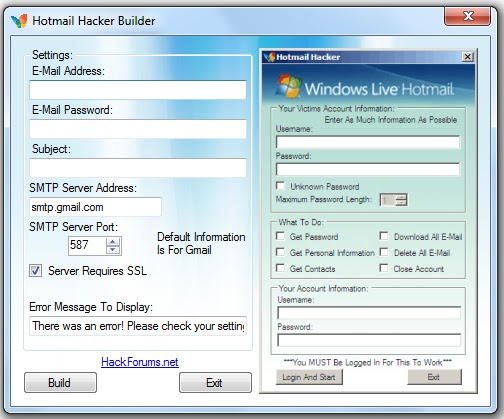 how to start a new hotmail account