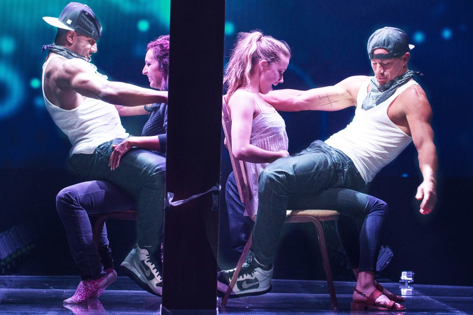 At Darren's World of Entertainment: Magic Mike XXL: Film ...