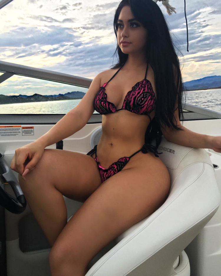 Jailyne Ojeda, Mexican model causes crazy Instagram ...