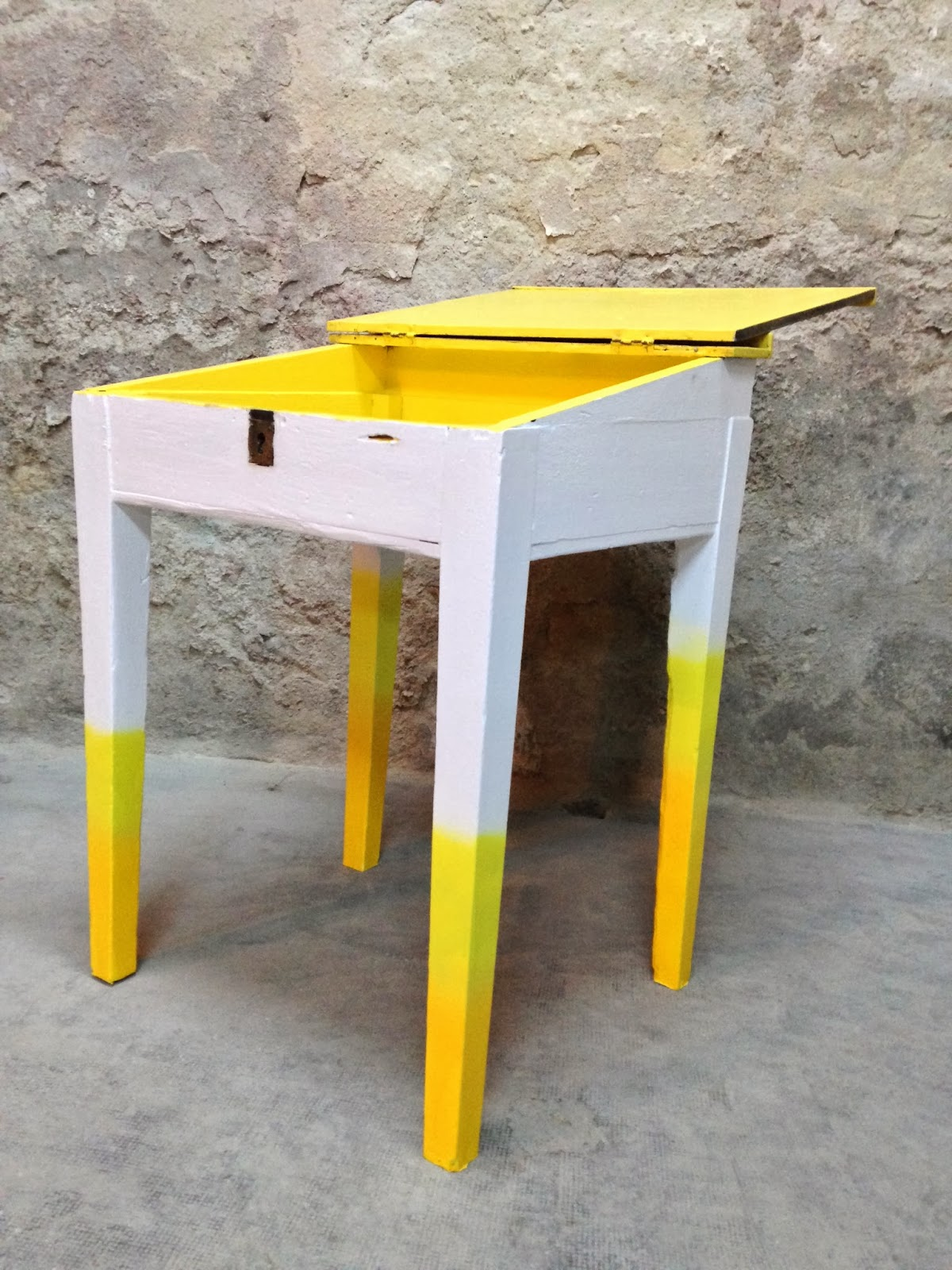 Angus 03 le bureau pupitre pour enfants - Pupitre incline pour bureau ...
