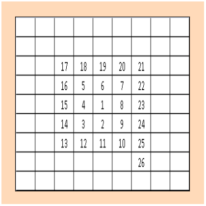 Math Number Grid http://www.giftedmathematics.com/2013/05/number-grid ...