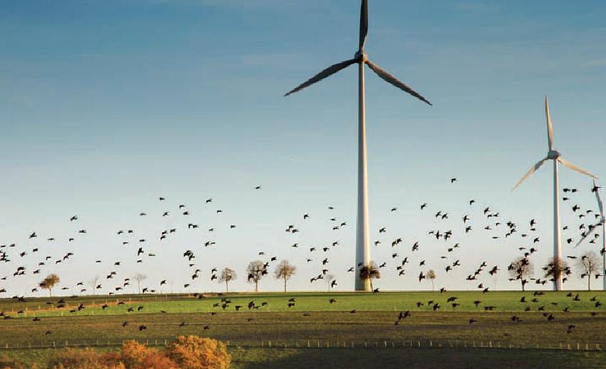 Ανανεώσιμες πηγές ενέργειας - αιολική