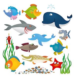 Kumpulan gambar binatang laut