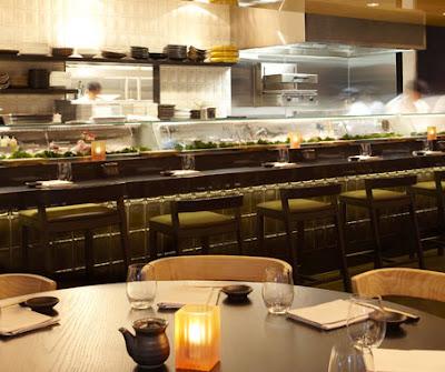 Sokyo Restaurant Interior Design