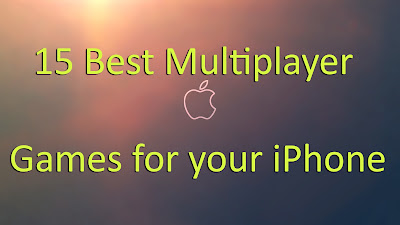 Best Multiplayer Games for your iPhone