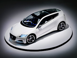 Honda Cr-Z Hybrit Car 2012 New Design HD Wallpaper